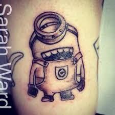 tato kartun minion pirate minion minion tattoo tattoo and tatoos