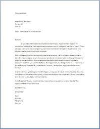 modele lettre de motivation femme de chambre exemple de lettre de motivation femme de chambre 7 cv femme de