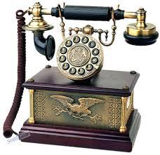 Desk Telephones 1917 American Eagle Reproduction Phone