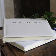 Leather Bound Wedding Album Luxury Wedding Photo Albums