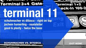 schuhmacher vs ditosca right on top original mix youtube