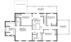 2nd Floor Plan   father of the bride 43010pf architectural designs house plans