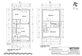 floor plans for small houses with 2 bedrooms exle building plans developer 2 bedroom house