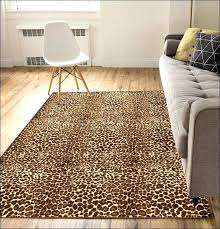 Cheetah Area Rug Sophisticated Leopard Print Area Rug Classof Co Intended For