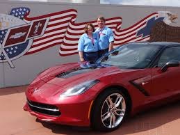 corvette summers member of month central chapter national corvette