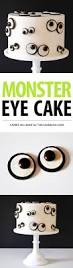 Halloween Mummy Cakes Diy Monster Eye Cake Monster Eyes Monsters And Eye