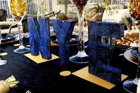 new year 2016 table decoration ideas nail styling