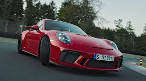 new porsche 911 gt3 the new porsche 911 gt3 u2013 born in flacht karage tv