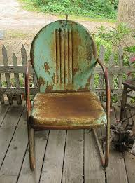 Old Metal Outdoor Furniture by Elegant Antique Metal Chairs With Vintage French Metal Chair