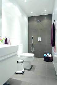 Grey And White Bathroom Tile Ideas White And Grey Bathrooms Small Grey Modern Bathroom Ideas In