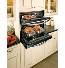 Built In Toasters Ge Cooks Up Double Oven Versatility In One Small Space Ge