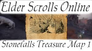 Stonefalls Ce Treasure Map Stonefalls Treasure Map 1 Elder Scrolls Online Youtube