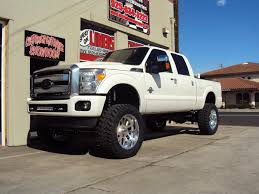 Rigid Rock Lights 2014 Ford F250 8 U2033 Fabtech 4 0 Dirt Logic 37 U2032s 22 U2032s Much More