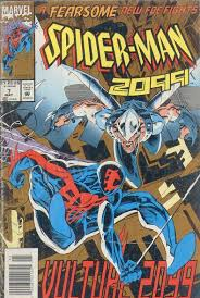 spider man 2099 vol 1 7 marvel database fandom powered wikia