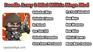 mega apk on net doodle army 2 mini militia v4 0 7 mega modded apk