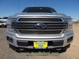 new 2018 ford f 150 limited 4d supercrew in las vegas 8t0135