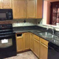 granite kitchen backsplash small kitchen decoration using grey granite kitchen