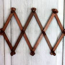 best vintage wall coat rack products on wanelo