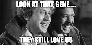 Gene Meme - gene wilder richard pryor memes imgflip