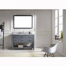 Bathroom Vanities Usa by Bathroom Vanities 48 U0027 U0027 Caroline Estate Single Round Or Square