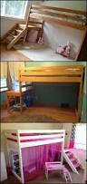 Plans To Build A Bunk Bed With Stairs by Build Our Loft Bed Lofts Room And Bedrooms