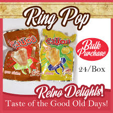 Where To Buy Ring Pops Qoo10 Retro Sweets Bulk Purchase Ring Pop Mango Coke Grape