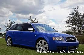 2004 audi a4 wagon for sale nogaro blue archives german cars for sale