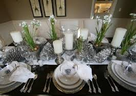 dining room table setting for christmas dining room table settings photo of fine superb elegant christmas
