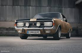 opel commodore c opel commodore celebrates its 50th birthday u2026 do you remember this