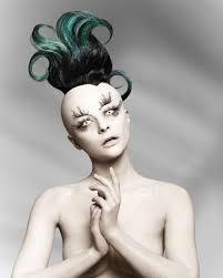 history of avant garde hairstyles 40 best avant garde hairstyles images on pinterest get the look