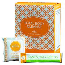 m u0027lis total body cleanse kit journey salon u0026 day spa