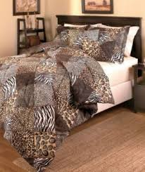 Cheetah Print Bedroom Set by Leopard Print Bedding King Size Hollywood Thing