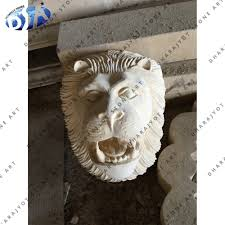 stone lion head carving stone lion head carving suppliers and