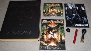 Blind Guardian Otherland Blind Guardian U2013 U201ca Twist In The Myth U201d Boxset Cd 2006
