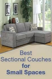 Best Sofa Sectionals Sleeper Sofa Sectionals Or Best Sleeper Chairs For Small Spaces
