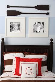 Coastal Master Bedroom Decorating Ideas Green Coastal Master Bedroom With Nautical Accent On White Bed