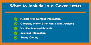 what you need to include in a cover letter today examples zipjob
