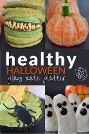 a healthy halloween kids play date platter my kids lick the bowl