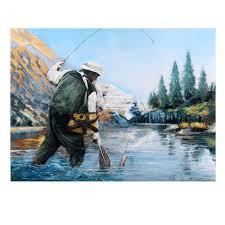 fishing decor