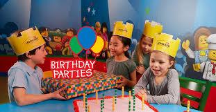 birthday party birthday legoland discovery center michigan