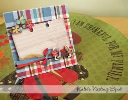 thanksgiving mini book katie u0027s nesting spot thanksgiving place cards into mini book