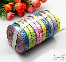 ribbon wholesale 10 20yards 3 8 mixed 10styles sewing satin grosgrain ribbon lot