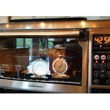 Hamilton Beach Set Forget Toaster Oven With Convection Cooking Convection Toaster Oven On Popscreen