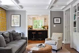 Grey Family Rooms Room Design Ideas With Grey Wall Paint Filed - Paint family room