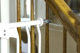 Munchkin Baby Gate Banister Adapter Amazon Com Dreambaby Banister Gate Adaptors Silver Indoor