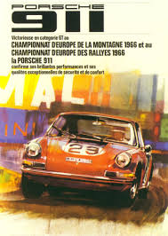 electric pixel design blog blog archive vintage porsche posters
