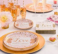 wedding supply wedding reception supplies wedding reception tableware party city