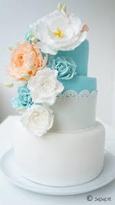 vintage floral wedding cake susucre