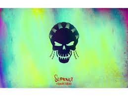 Slipknot Flag Slipknot In Squad 2016 Wallpapers
