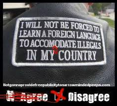 Speak English Meme - you re in america speak english saronai s blog